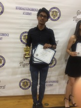 11th Grade Awards Night